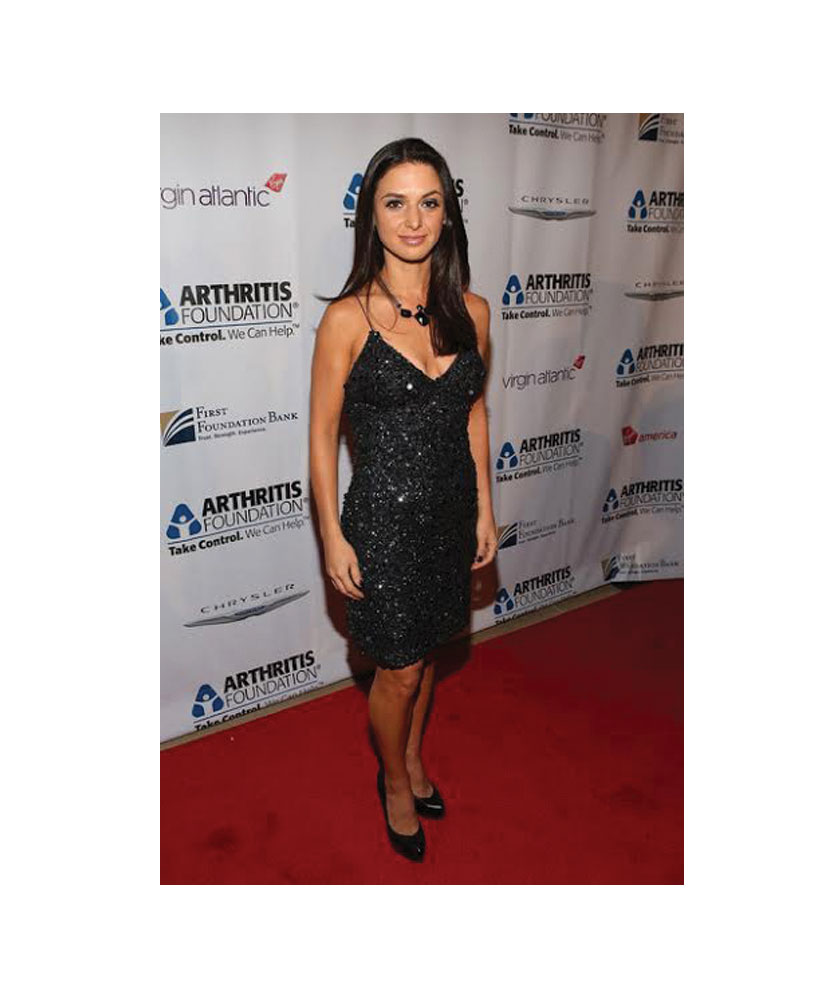 The Arthritis Foundation 'Commitment to a Cure' 2012 Awards Gala at The Beverly Hilton Hotel on October 25, 2012